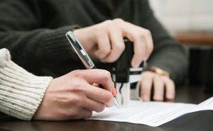 Modelo de solicitud de Certificado de conducta y permanencia
