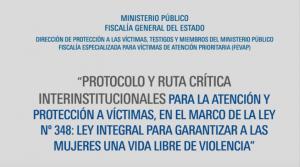 PROTOCOLO PARA ATENCION DE VICTIMAS DE VIOLENCIA A LA MUJER pdf